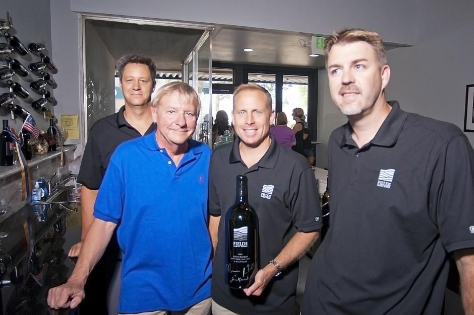 New winetasting room in Downtown Lodi brings more people, business