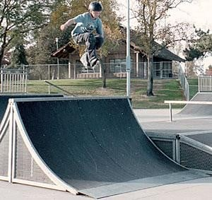 Lodi skatepark on a roll again