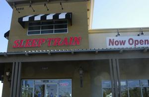 Sleep Train opens at Reynolds Ranch