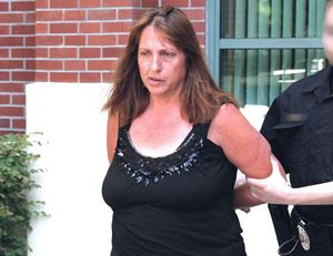 Woman arrested in Lodi court for alleged insurance scam