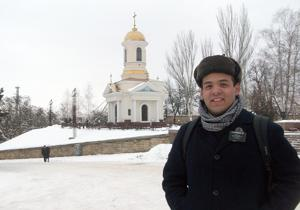 Tokay High School graduate Brandon Ku serves Ukrainian mission