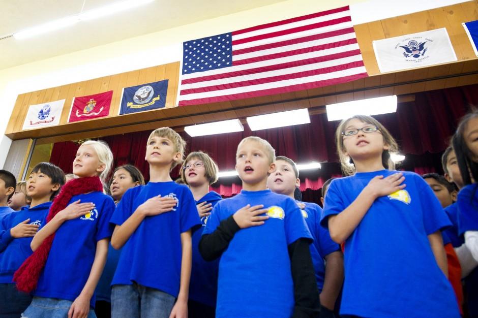 Lodi American Legion's Veterans Day ceremony