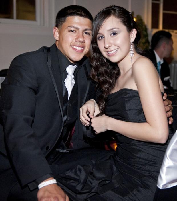 Liberty Ranch High School prom