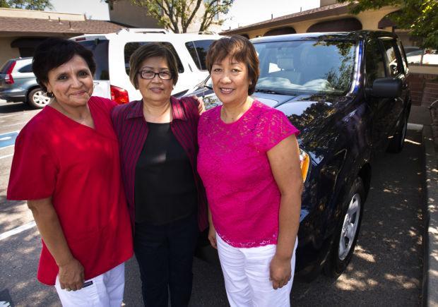 Lodi's Vienna Nursing and Rehabilitation Center rewards long-time employees