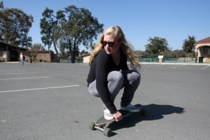Lodi women embrace the longboard, and prove skateboarding is not just a boys' sport