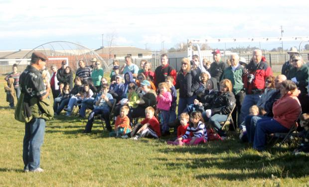 Galt celebrates sixth annual winter bird festival