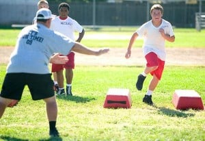 Mild summer making life easier for football coaches, players