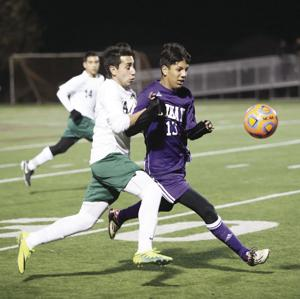 Boys soccer: Hawks blank Tigers in preseason action