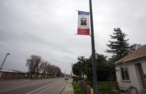 Galt moves its military banners to new location
