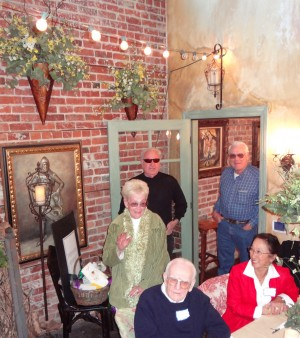 Lodi resident celebrates 80th birthday