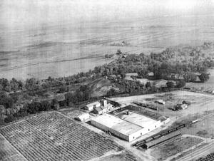 Vintage View: Del Rio Winery from above