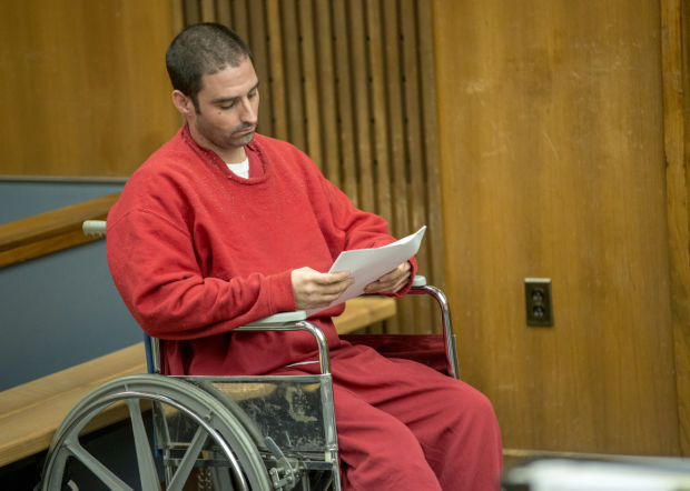 Lodi crash suspect Ryan Morales appears in court