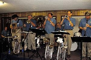 Lodi's Cell Block 7 jazz band to play at Sacramento Music Festival