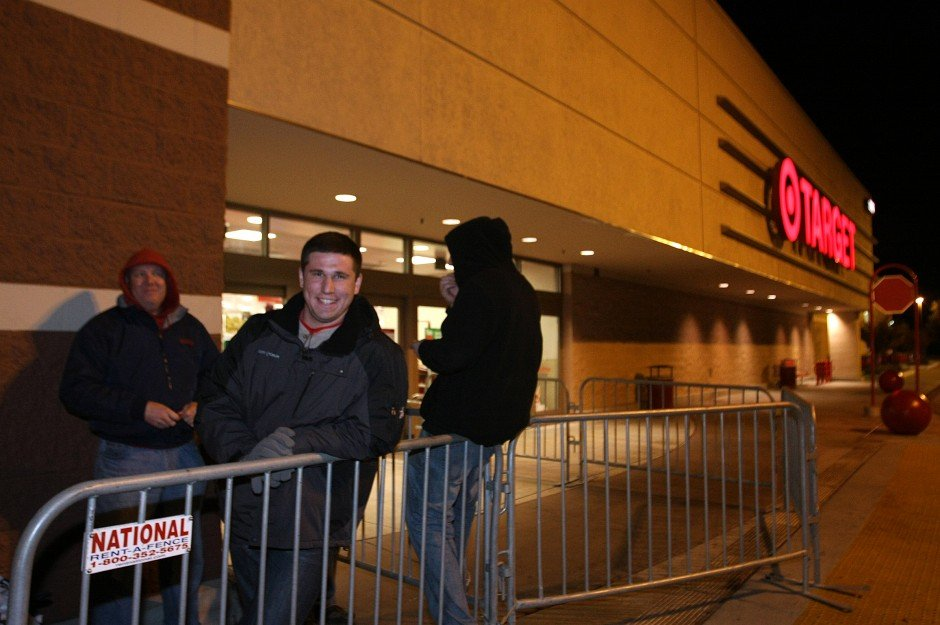 Lodi-area shoppers turn out for Black Friday, but some say it's overrated
