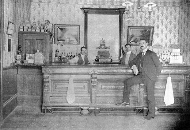 Saloons, spooners and naughty boys in early days of Lodi