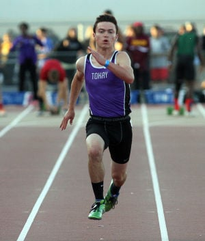 Tokay High School's Kyle Fleming explodes onto track scene