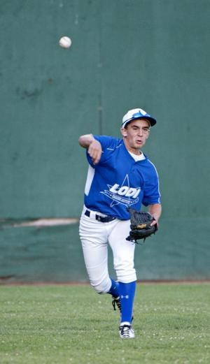 Lodi loss leaves tough road to Babe Ruth 13-15 baseball title