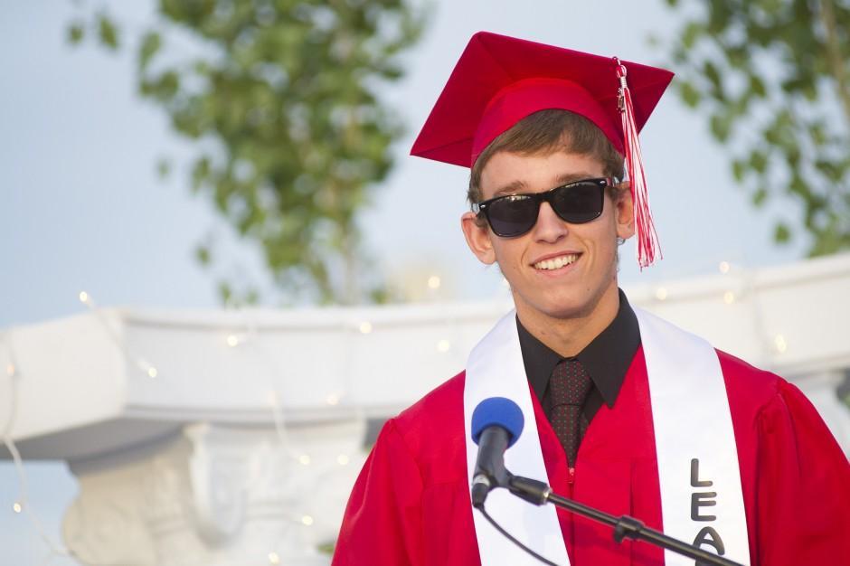 Galt High School graduation