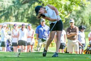 Girls golf: Tigers defeat Delta Queens