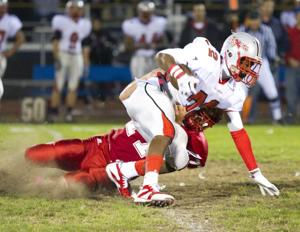 Lodi Flames denied title as Lincoln Trojans come up with big stops in final minutes
