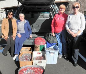 Lodi Elks donates pull tabs for Ronald McDonald House