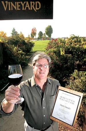 Lodi wine leader aims to keep Lodi region on the map