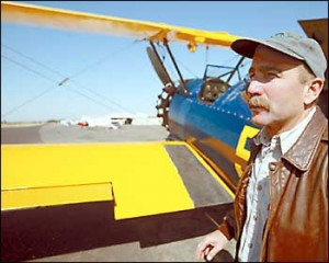 Oakdale pilot hopes to set up fly-and-ride service at Lodi airport