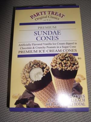 Relive ice cream truck memories with a mock ice cream drumstick