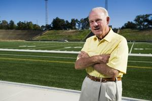 Jack Fiori honored for his work to save the Grape Bowl