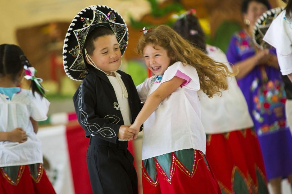 Cinco de Mayo dances are Thornton tradition