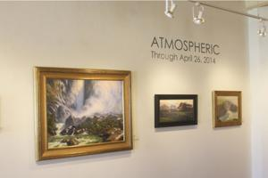 Atmospheric art show brings play of light and shadow to Knowlton Gallery