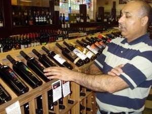 Lodi Avenue Liquors owner Balbir Singh