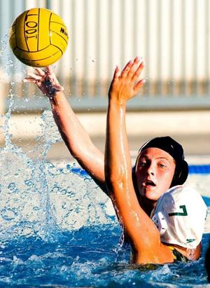 Lodi sinks Sonora in varsity girls water polo