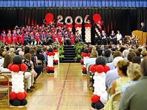 Lodi Academy graduates savor the moment