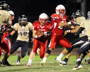 Buhach Colony Thunder flattens Lodi Flames