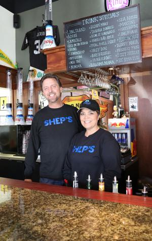Shep's sports bar: Spicy wings, icy drinks seven days a week