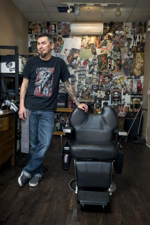 Lodi's Wes Williams leaves tech job to open full-service barber shop