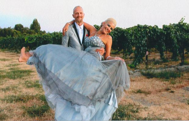 Robert Biegler, Alison Gates wed last July at the Old Sugar Mill