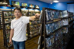 Lodi Gamers Etc. hosts tourneys, lets customers try out games before buying
