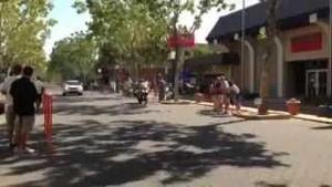 Video: Amgen Tour of California on School Street