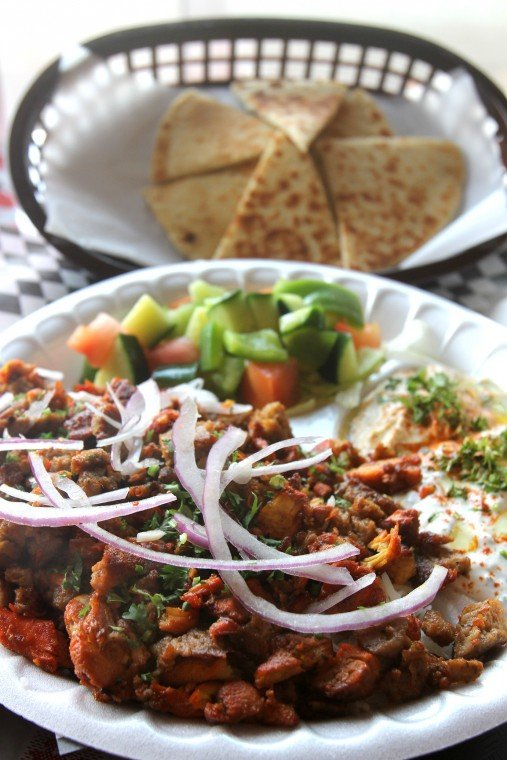 Favorite Greek, Mediterranean, kosher eats at Kabob & Gyro Grill in Lodi