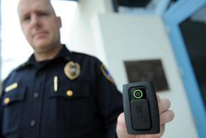 Local law enforcement agencies look to body cameras