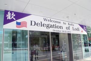 Lodi residents visit sister city of Kofu, Japan