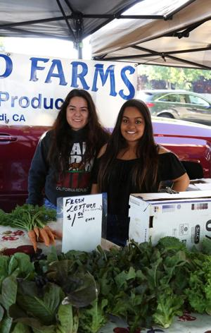 San Joaquin Certified Farmers Market opens at Salas Park in Lodi