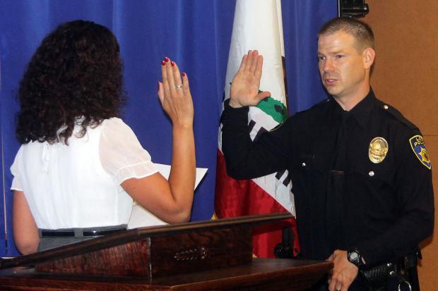 Mark Werdon joins Lodi Police Department