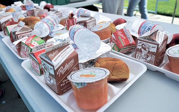 Free lunches offered for anyone under 18 in Lodi