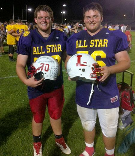 Brian Collins, Zack Tigert hold the line