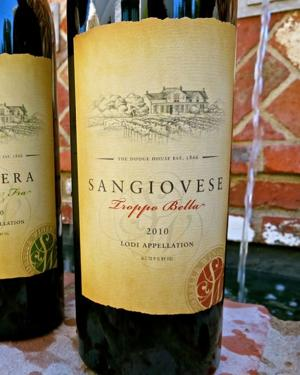 Sorrell Winery brings popularity back to local Sangiovese