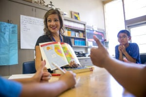 Lodi's newest teachers often face challenge of teaching two grades