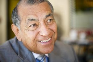 Tony Amador hopes to bring more diversity, conservative values to Lodi City Council